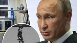 """Putin quyết đưa robot vào vũ trụ để """"dằn mặt"""" Trung Quốc, Mỹ"""
