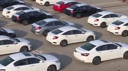 Ô tô cập cảng tăng vọt, nhiều xe sắp đến tay người tiêu dùng