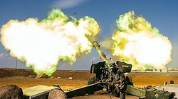 Quân đội Syria dội bão lửa vào IS, chiếm thị trấn chiến lược
