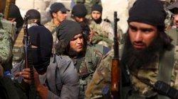 Toán khủng bố IS bất ngờ nộp mạng cho quân đội Afghanistan