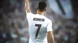 Lộ diện ngôi sao kế thừa áo số 7 của Ronaldo tại Real