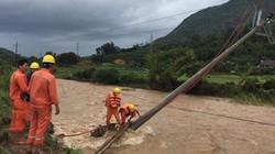 Nỗ lực khắc phục thiệt hại sau cơn bão số 3