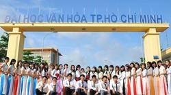 Điểm sàn xét tuyển 2018 Đại học Văn hóa TPHCM