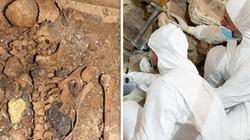 Bí ẩn lăng mộ 2.000 năm chứa đầy trang sức vàng ở Hy Lạp