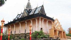 Tham quan ngôi chùa có kiến trúc Angkor ở Bạc Liêu