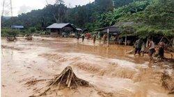 """Toàn cảnh 60s: """"Địa ngục nước"""" sau vỡ đập ở Lào"""