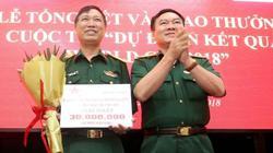 Báo Quân đội Nhân dân trao 30 triệu đồng cho siêu dự đoán World Cup