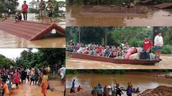 Yêu cầu điều tra vụ vỡ đập thủy điện ở Lào