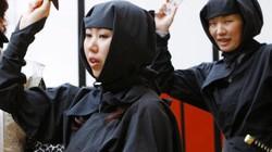 Hàng trăm người khắp thế giới đổ xô đến thành phố Nhật xin làm ninja
