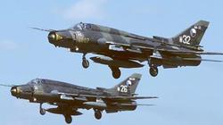 Tổng hợp các vụ máy bay quân sự Su-22 bị rơi trên thế giới