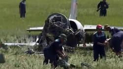 Máy bay Su22 gặp nạn và các vụ rơi máy bay quân sự thời gian qua