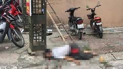 Hy hữu: Trèo thang treo băng rôn, người đàn ông trượt chân ngã tử vong