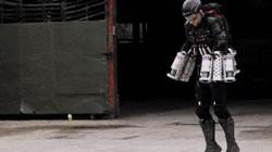 Hóa thân thành Iron Man ngoài đời thực với bộ giáp có một không hai