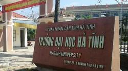 Điểm sàn xét tuyển 2018 Đại học Hà Tĩnh