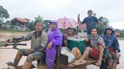 Dân địa phương tiết lộ thông tin sốc vụ vỡ đập thủy điện Lào
