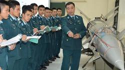 Điểm sàn xét tuyển 2018 Học viện Phòng không Không quân