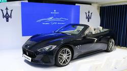 Kiệt tác Maserati GranCabrio về Việt Nam, giá hơn 17 tỷ đồng