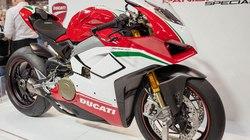 Bỏ ra 150 nghìn đồng có cơ hội sở hữu Ducati Panigale V4 Speciale
