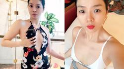 """Lệ Quyên diện bikini khoe thân, Hồng Nhung nhận xét """"ngắm là mĩ mãn"""""""