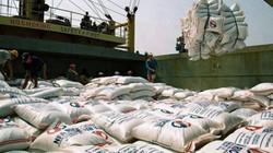 MỚI: Sau thời gian tạm ngưng, xuất khẩu gạo sang Mỹ tăng đột biến
