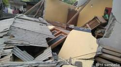 Động đất khiến 10 người chết, nhiều tòa nhà đổ sập ở Indonesia