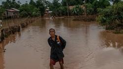 7 ngày sau vỡ đập ở Lào: Mong manh số phận trăm người bị cuốn trôi