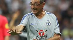 HLV Sarri không hiểu thuật ngữ bóng đá... mang tên ông