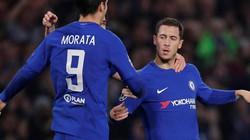 """Top 10 ngôi sao có thể """"khăn gói"""" rời Chelsea trong Hè 2018"""