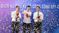 EFY Việt Nam ra mắt Dịch vụ chữ ký số công cộng EFY-CA