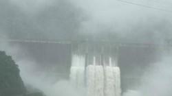 Thủy điện Bản Vẽ xả lũ sẽ ảnh hưởng lớn tới 6 huyện