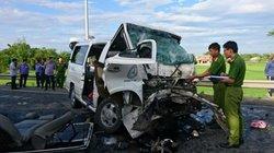 Clip hình ảnh cuối cùng của xe rước dâu trước khi bị nạn khiến 13 người chết