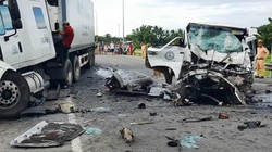 Tài xế chạy sau xe 13 người chết: Ước gì tôi lái chiếc xe đó