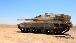 Chủ lực Merkava IV Israel bổ sung năng lực tự tìm diệt mục tiêu bằng AI
