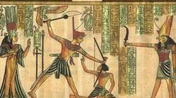 Những hình phạt hà khắc của người Ai Cập cổ đại