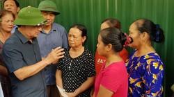 Cử ngay đoàn công tác đánh giá toàn diện tình hình sạt lở tại Hòa Bình