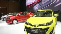 Toyota Vios và Yaris 2018 chính thức ra mắt, giá từ 531 triệu đồng
