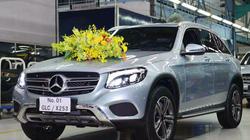 Triệu hồi 765 xe SUV hạng sang Mercedes GLC tại Việt Nam