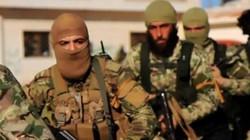 150 chiến binh IS hốt hoảng nộp mạng cho quân đội Afghanistan