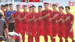 Công bố số áo ĐT U23 Việt Nam đá giải Tứ hùng VFF