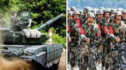 Binh sĩ Nga, Trung Quốc, Iran hăm hở tranh tài ở hội thao quân sự