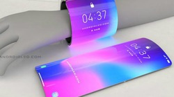 Samsung Flex 2020 siêu dẻo, uốn thành lắc tay, đắt gấp đôi iPhone X