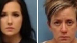 Mỹ: Hai nữ cảnh sát bị bắt vì cùng quan hệ với một tù nhân