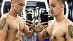 Cao Thái Sơn chụp ảnh bán nude khoe body nam thần, triết lý về đàn ông