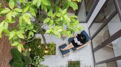 """""""Phát thèm"""" với căn nhà ống 2 tầng thoáng – sáng - xanh ở Đà Nẵng"""