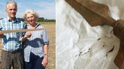 Cổ kiếm 3.000 năm chôn vùi vẫn sắc nhọn ở Đan Mạch