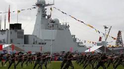 """""""Lá chắn thần"""" Type 052D mới được Trung Quốc hạ thủy có gì đặc biệt?"""