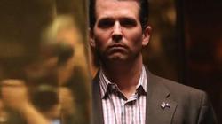 """Con trai Trump vật vã dập """"bão tố"""" dư luận vì cuộc gặp với người Nga"""
