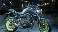 2019 Yamaha MT-07 về Đông Nam Á, bóng đêm bao trùm đối thủ