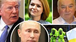 Trump bất ngờ giáng đòn trừng phạt Nga khiến Putin sửng sốt