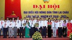 Đại hội Hội ND tỉnh Lai Châu: Tập trung giúp dân tăng thu nhập